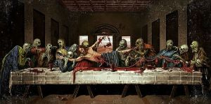 Zombie Last Supper