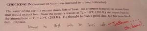 Funny Math Answer 2